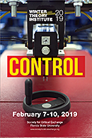 Tenth Annual SCE Winter Theory Institute: Control, February 7-10, 2019 at the UHV